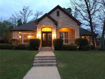 Tyler Single Family Home For Sale: 8406 Castleton Way
