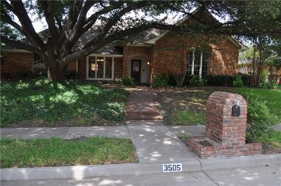 Plano TX Single Family Home For Sale: $419,000
