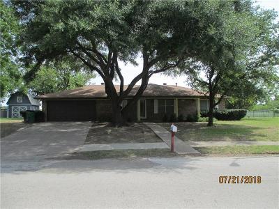 Kaufman Single Family Home For Sale: 529 E 9th Street