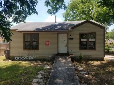 Dallas Single Family Home For Sale: 2738 Moffatt Avenue