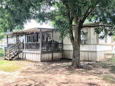 Graford Single Family Home For Sale: 201 Rock Creek Road #46
