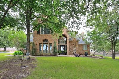 Weatherford Single Family Home Active Contingent: 115 Saddle Club Road