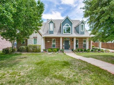 Garland Single Family Home For Sale: 210 Boisenberry Drive