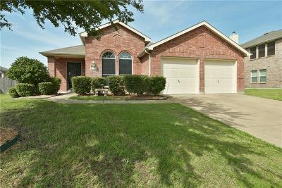 Forney Single Family Home Active Option Contract: 115 Hazelnut Trail