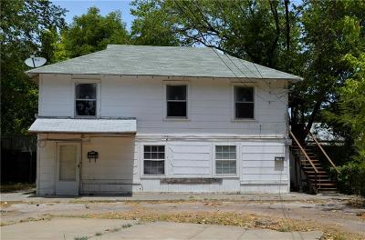 Fort Worth TX Multi Family Home For Sale: $144,900