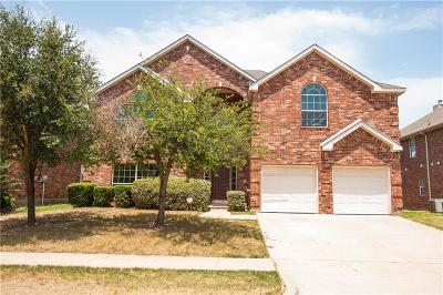 Grand Prairie Single Family Home For Sale: 5864 Silver Sage Lane