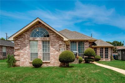 Wylie Single Family Home For Sale: 1109 Old Knoll Drive
