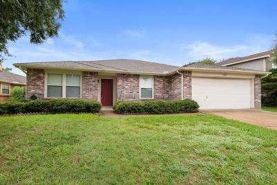 Mckinney Single Family Home For Sale: 2805 High Pointe Boulevard