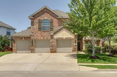 Fort Worth Single Family Home For Sale: 11953 Vienna Apple Road