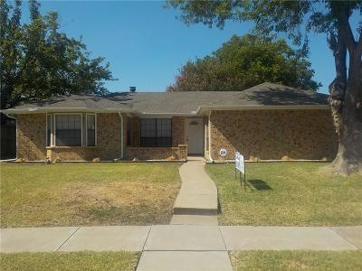 Mesquite Single Family Home For Sale: 609 Southwynd Street
