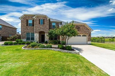 Frisco Single Family Home Active Option Contract: 6295 Larkspur Lane