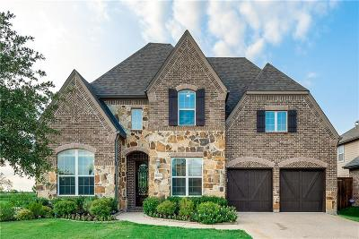 Prosper Single Family Home For Sale: 990 Tumbleweed Drive