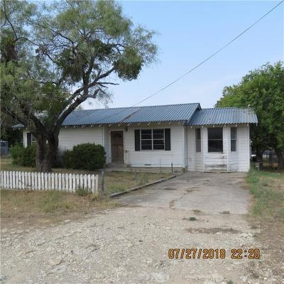 Hico Single Family Home For Sale