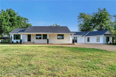 Denison Single Family Home For Sale: 219 Valley View Circle