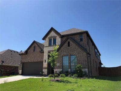 Van Alstyne Single Family Home For Sale: 505 Thompson Drive