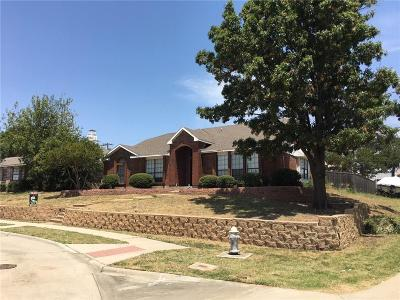 Single Family Home For Sale: 4648 Archer Drive