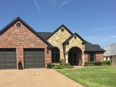 Mabank Single Family Home For Sale: 308 Splitrail Drive