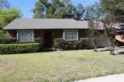 Single Family Home For Sale: 501 Little John Drive