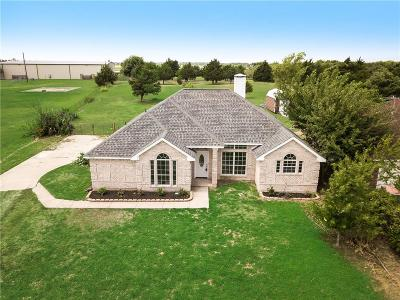 Terrell Single Family Home Active Contingent: 2079 Griffith Road
