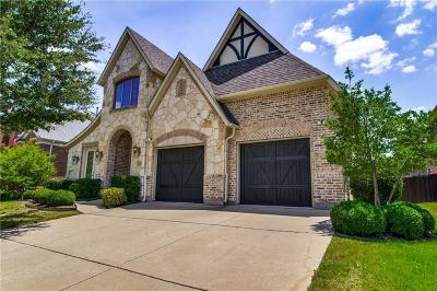 Mckinney Single Family Home For Sale: 321 Preston Creek Drive