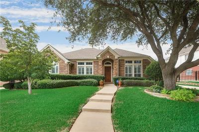 Keller Single Family Home Active Option Contract: 1624 Highland Oaks Drive