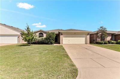 Fort Worth Single Family Home For Sale: 8716 Granite Path