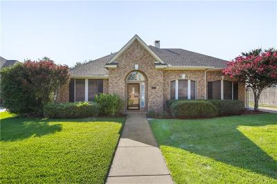 Keller Single Family Home Active Option Contract: 1513 Scot Lane