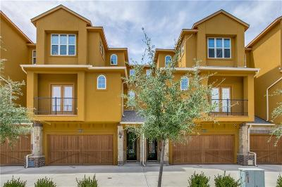 Grand Prairie Townhouse For Sale: 2650 Venice Drive #4