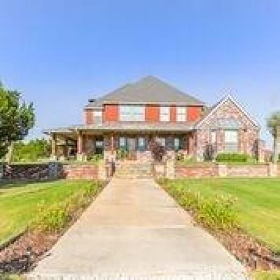 Weatherford Single Family Home For Sale: 170 Sandstone Lane