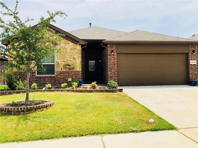 Haslet Single Family Home For Sale: 14148 Rabbit Brush Lane
