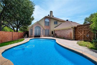 Irving Single Family Home Active Contingent: 10313 Perkins Drive
