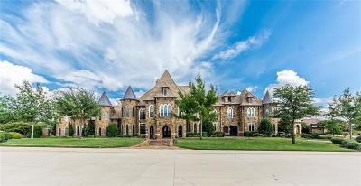 Burleson, Joshua, Alvarado, Cleburne, Keene, Rio Vista, Godley, Everman, Aledo, Benbrook, Mansfield, Grandview, Crowley, Fort Worth, Keller, Euless, Bedford, Saginaw Single Family Home For Sale: 9553 Bella Terra Drive