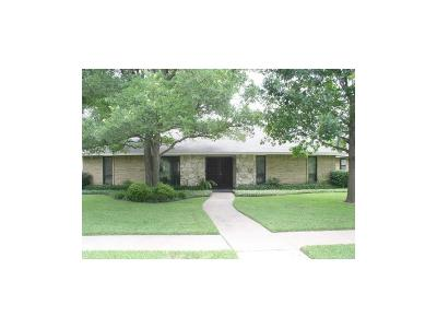 Single Family Home For Sale: 12508 Cedar Bend Drive