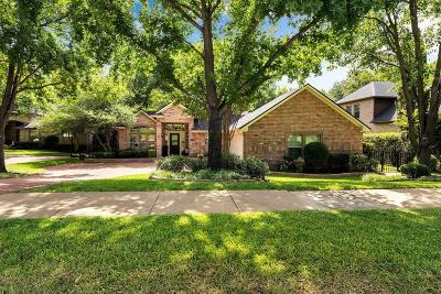 Flower Mound Single Family Home For Sale: 2016 Winding Creek Boulevard
