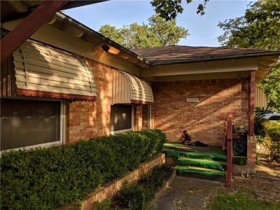 Dallas Single Family Home For Sale: 1934 Utica Drive