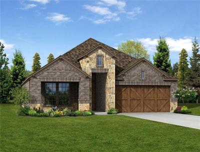 Fort Worth TX Single Family Home For Sale: $317,754