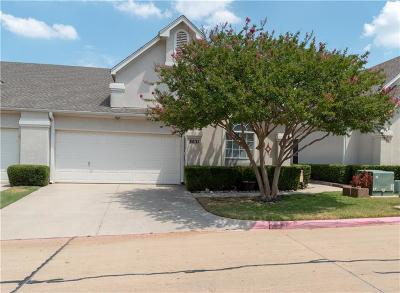 Frisco Townhouse Active Option Contract: 8821 Holly Street