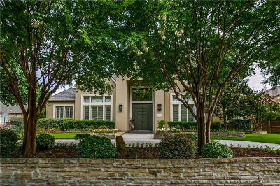 Plano Single Family Home For Sale: 5024 Lakewood Drive