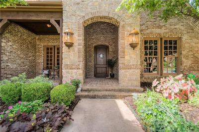 Colleyville Single Family Home For Sale: 201 Hawks Ridge Trail