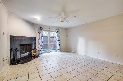 Dallas Condo Active Option Contract: 5626 Preston Oaks Road #42B