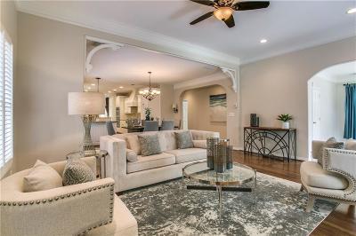 Single Family Home For Sale: 5847 Monticello Avenue