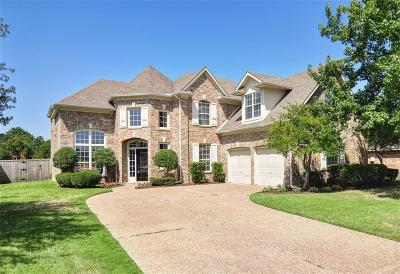 Coppell Single Family Home For Sale: 818 Greenway Drive