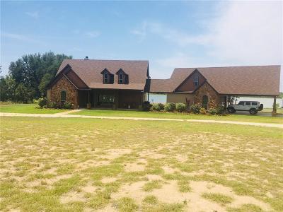Comanche Single Family Home For Sale: 695 Comanche Lake Road