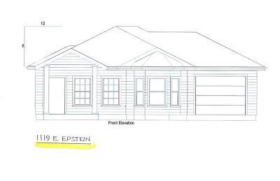 Sherman Single Family Home For Sale: 1119 E Epstein Street
