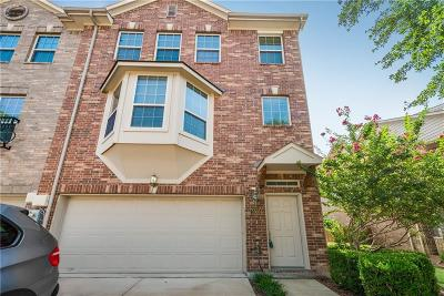 Lewisville Townhouse For Sale: 2669 Chambers Drive