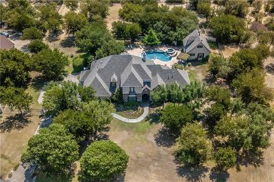 Fort Worth Single Family Home For Sale: 229 Covered Bridge Drive
