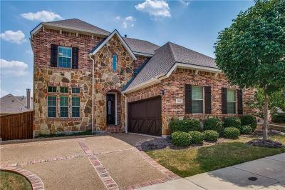 Lewisville Single Family Home For Sale: 2612 Lady Viviane Lane