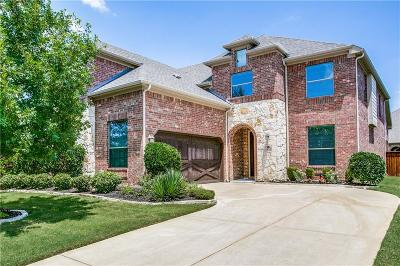 Keller Single Family Home For Sale: 1821 Grand Meadows Drive