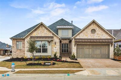 Flower Mound Single Family Home For Sale: 162 Freesia Drive