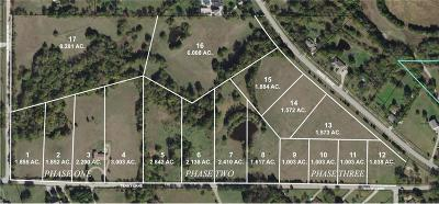 Rockwall, Royse City, Fate, Heath, Mclendon Chisholm Residential Lots & Land For Sale: 15 Terry Lane